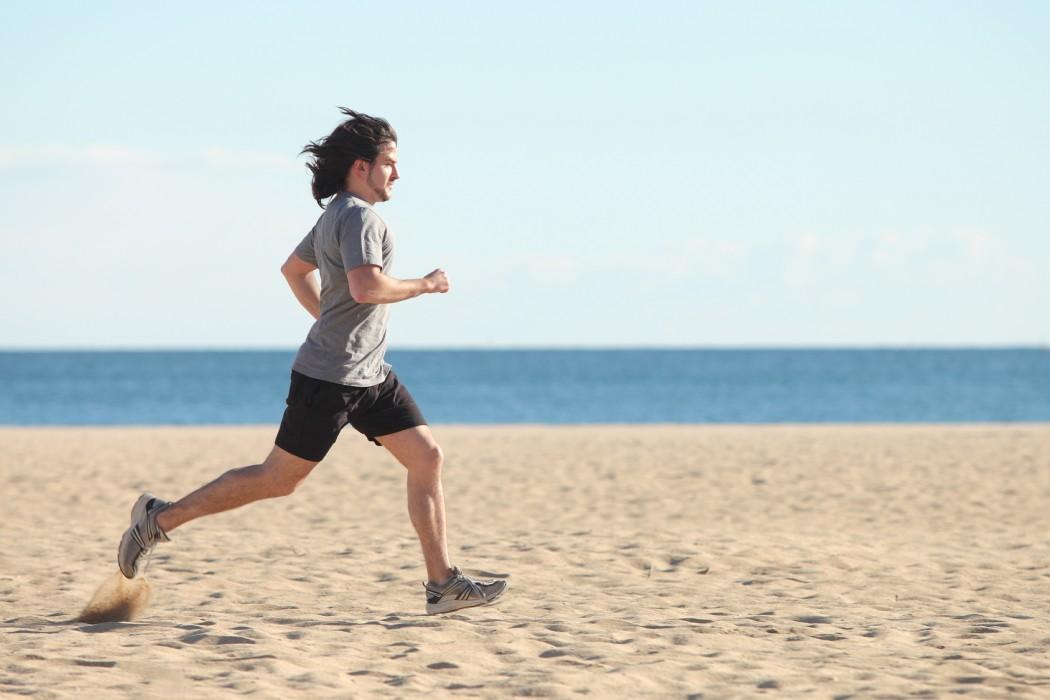 running waking training programm